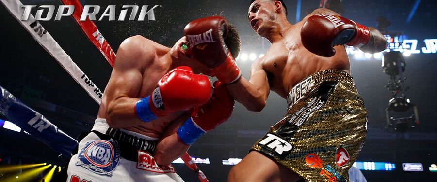 Smartsheet and Smarter Business Processes keep boxing events on schedule for Top Rank