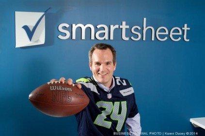 Smartsheet ready to run Super Bowl