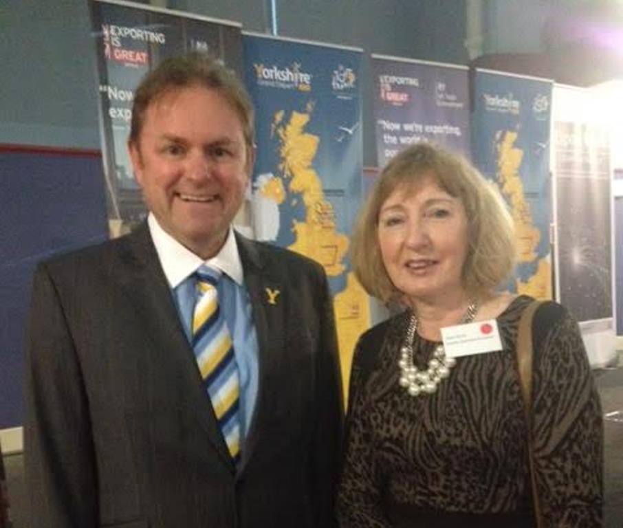 The Grand Depart 2014 - Successful International Business Festival Launch