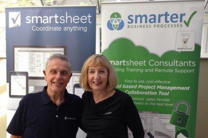 First London Smartsheet Super User Group Event