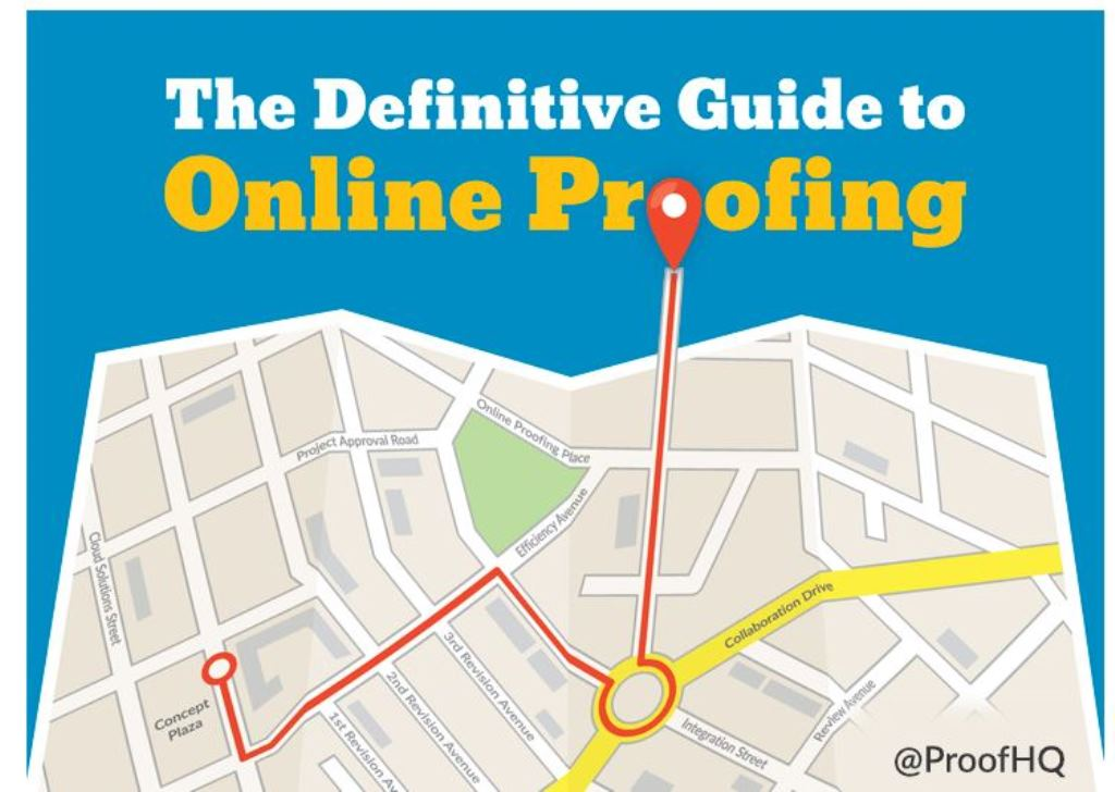 The Definitive Guide to Online Proofing