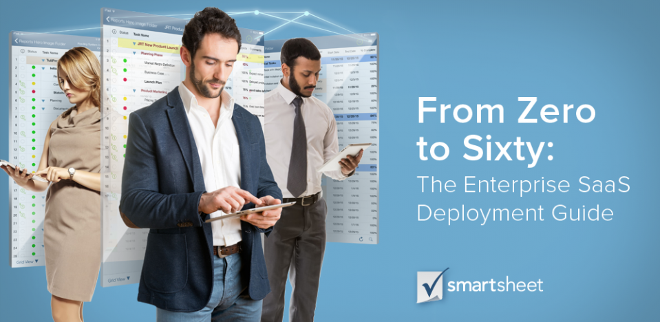 From Zero to Sixty: The Enterprise SaaS Deployment Guide