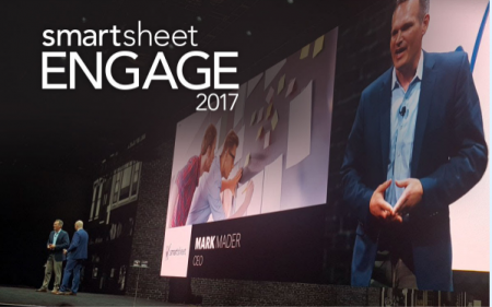 Smartsheet ENGAGE wrap up