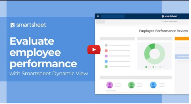 Smartsheet Dynamic View
